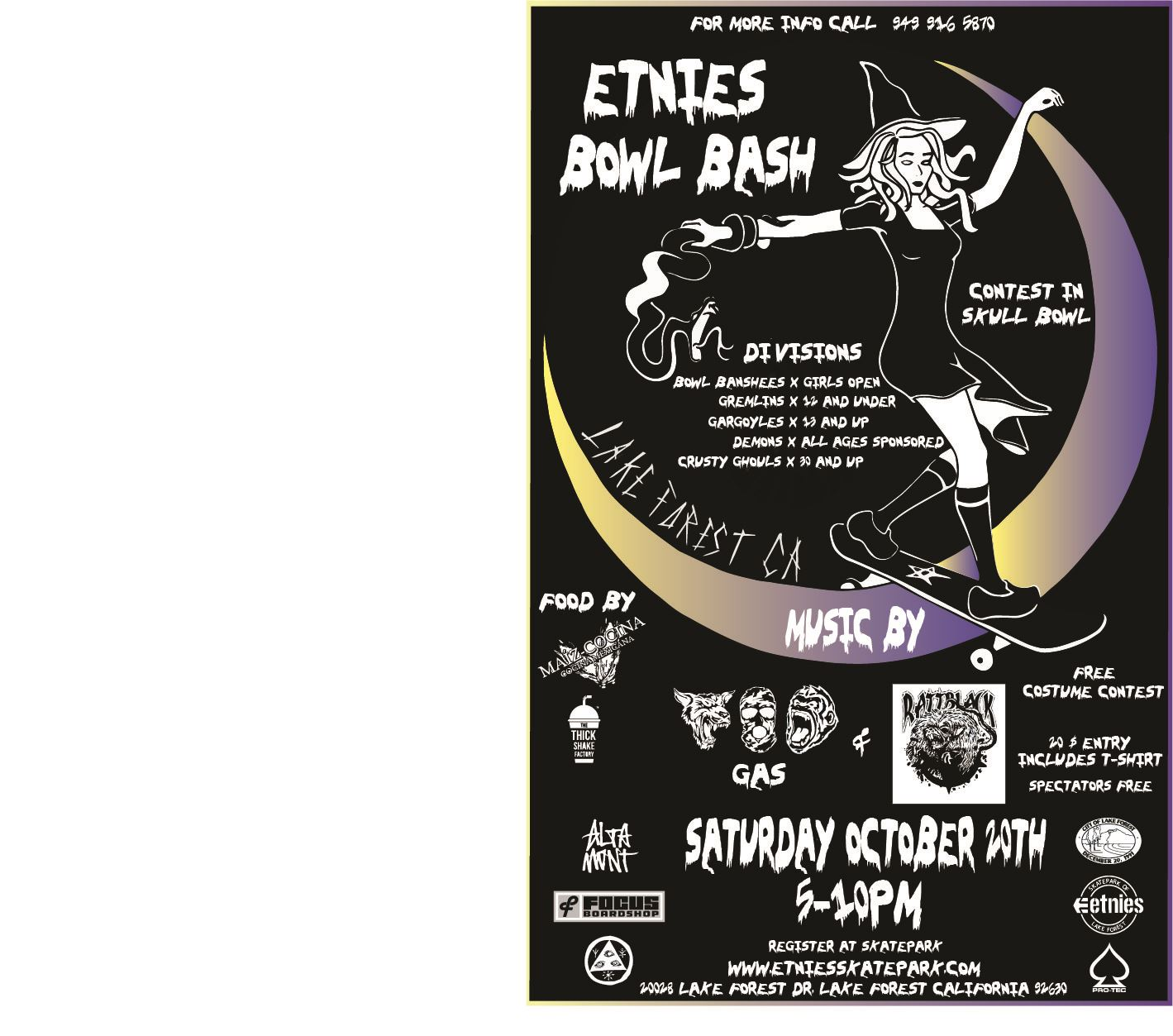 bowl bash flyer scott