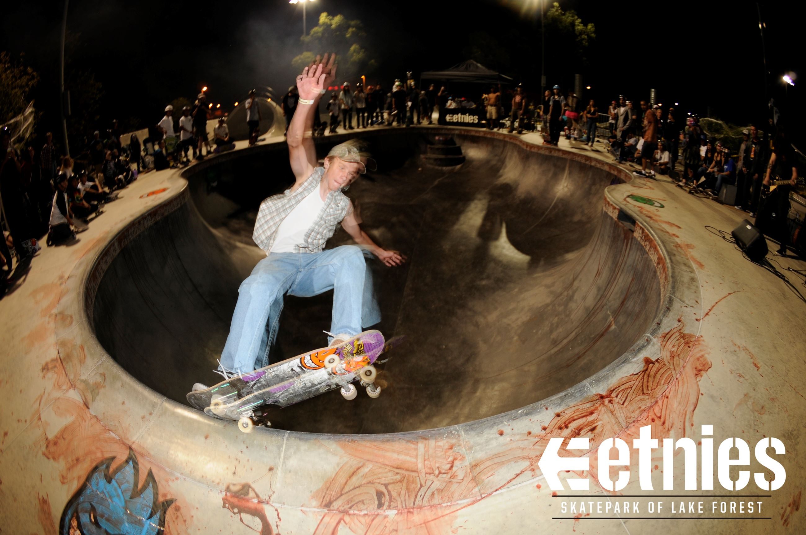Hallows Eve Bowl Bash 2015 - Photo Cody Lisch
